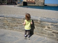 First stop on our French adventure the sea side town of Collioure.