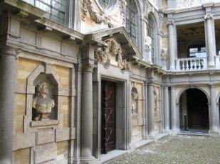 Ruben's house/museum.