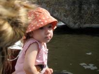 Bruge river boat cruise.