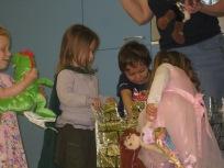 St. Jordi day in Toddler Sense.